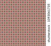 colorful geometric pattern in... | Shutterstock . vector #1093061735