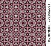colorful geometric pattern in... | Shutterstock . vector #1093062035