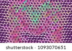 abstract halftone background... | Shutterstock .eps vector #1093070651