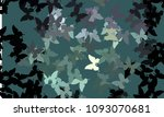 abstract halftone background... | Shutterstock .eps vector #1093070681