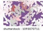 abstract halftone background... | Shutterstock .eps vector #1093070711