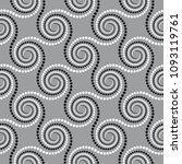 vector seamless pattern.... | Shutterstock .eps vector #1093119761