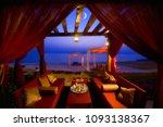 arabian night tent   Shutterstock . vector #1093138367