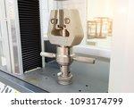 universal testing machine high... | Shutterstock . vector #1093174799