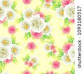abstract elegance seamless... | Shutterstock . vector #1093180517