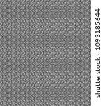 gray geometric pattern in...   Shutterstock . vector #1093185644