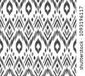 tribal pattern. seamless... | Shutterstock .eps vector #1093196117