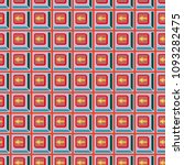 seamless abstract pattern with... | Shutterstock .eps vector #1093282475