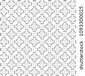 seamless abstract black texture ... | Shutterstock . vector #1093300025