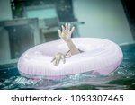 Small photo of drowning, hand, help, water, concept, rescue, person, drown, man, people, life, danger, failure, sea, swimming, survival, business, river, security, summer, underwater, lifebuoy, background, sign