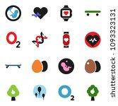 solid vector ixon set   egg... | Shutterstock .eps vector #1093323131