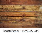 top view of rustic  weathered... | Shutterstock . vector #1093327034
