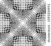 geometric halftone vector...   Shutterstock .eps vector #1093334951