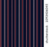 stripe seamless pattern. with... | Shutterstock .eps vector #1093406045