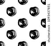 dot grunge seamless pattern   Shutterstock .eps vector #1093437851