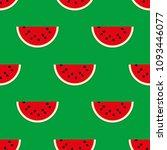 vector seamless pattern of... | Shutterstock .eps vector #1093446077