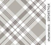 seamless plaid check pattern...   Shutterstock .eps vector #1093457414