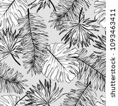 seamless vector pattern with...   Shutterstock .eps vector #1093463411