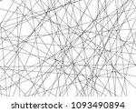 amazing diagonal black... | Shutterstock .eps vector #1093490894