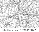 amazing diagonal black... | Shutterstock .eps vector #1093490897
