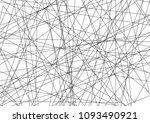 amazing diagonal black... | Shutterstock .eps vector #1093490921