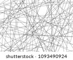 amazing diagonal black... | Shutterstock .eps vector #1093490924