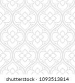 vintage floral seamless pattern.... | Shutterstock .eps vector #1093513814