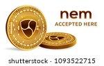 nem. accepted sign emblem....   Shutterstock .eps vector #1093522715