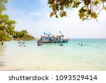 ko samet  thailand   jan 1 ...   Shutterstock . vector #1093529414
