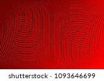 gradient polka dots red...   Shutterstock .eps vector #1093646699