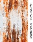 metal rust background metal... | Shutterstock . vector #1093656899