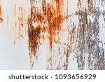 metal rust background metal... | Shutterstock . vector #1093656929