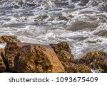 amazing sea with blue summer...   Shutterstock . vector #1093675409