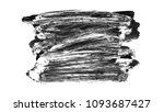 brush stroke and texture. smear ...   Shutterstock . vector #1093687427