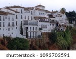 ronda  spain  andalusia   ... | Shutterstock . vector #1093703591