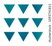 vector gradient reverse... | Shutterstock .eps vector #1093741811