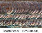 stainless steel welding by arc...   Shutterstock . vector #1093806431