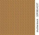 knitted mesh texture. yellow... | Shutterstock .eps vector #1093814237