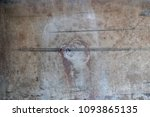 corrosion pitting on the...   Shutterstock . vector #1093865135
