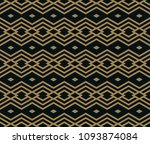 the geometric pattern. seamless ... | Shutterstock .eps vector #1093874084