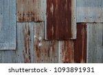 Old Rusty Galvanized ...