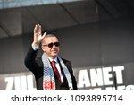 turkish president recep tayyip... | Shutterstock . vector #1093895714