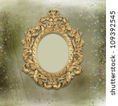 Old Gold Frames Victorian Styl...