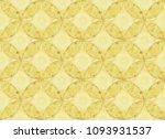 double exposure of slices of...   Shutterstock . vector #1093931537