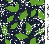 seamless pattern with vector... | Shutterstock .eps vector #1093939535