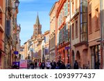 toulouse  france  april 01 ... | Shutterstock . vector #1093977437
