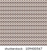 wrong side knitted fabrics... | Shutterstock .eps vector #109400567