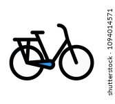 bike or bicycle ride | Shutterstock .eps vector #1094014571