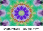 colorful patterns of arbitrary... | Shutterstock . vector #1094014994