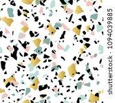 granite stone terrazzo floor... | Shutterstock .eps vector #1094039885